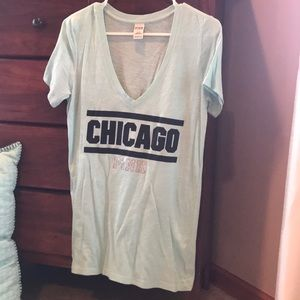 Worn Once PINK T Size L